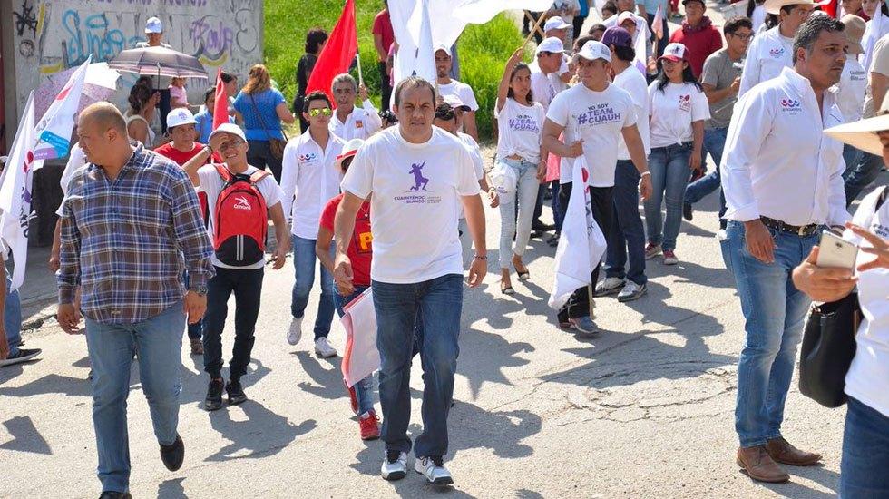 Asesinan a integrante del equipo de campaña de Cuauhtémoc Blanco
