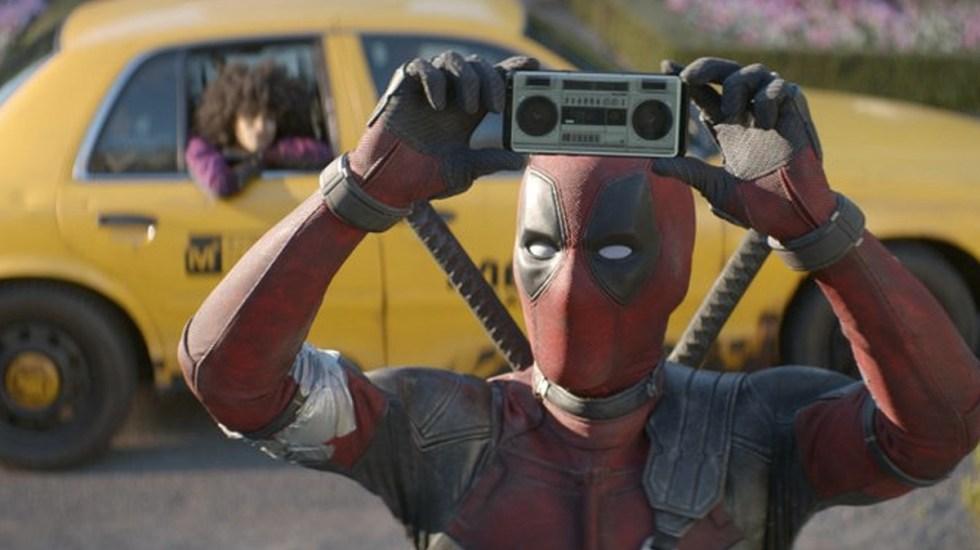 Deadpool 2 destrona a Avengers en la taquilla del fin de semana - Foto de Fox