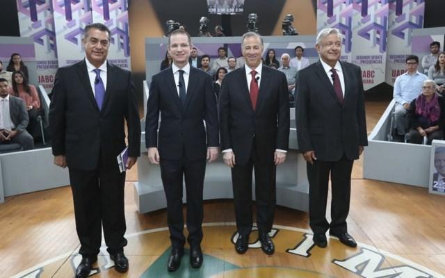 ¿Cómo y a qué hora ver el tercer debate presidencial? - Foto de INE