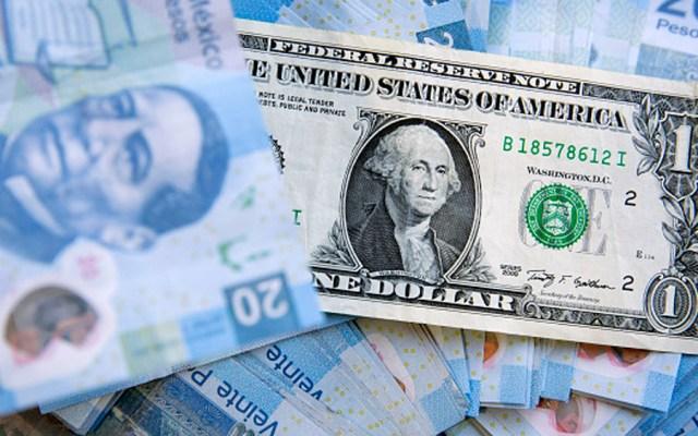 Dólar hasta en 20.59 pesos en casas de cambio - Foto de internet