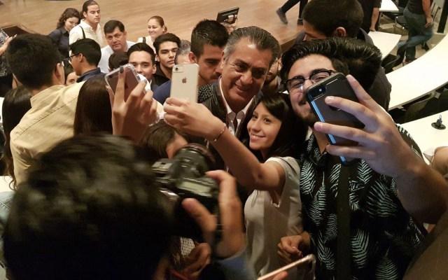 Jaime Rodríguez revela que, de no ser candidato, votaría por López Obrador - Foto de Twitter Jaime Rodríguez