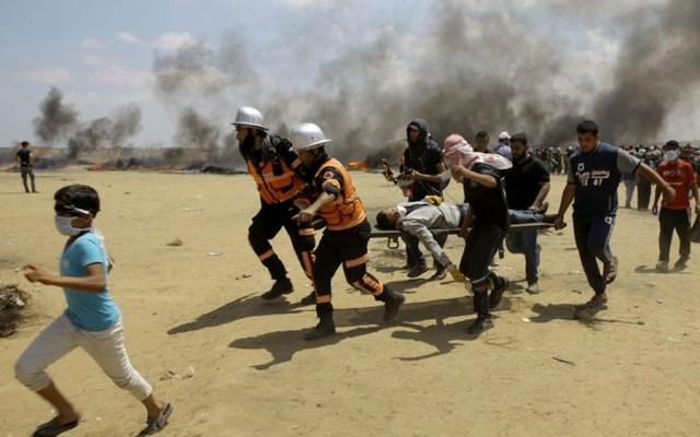 Al menos 24 terroristas muertos en Gaza: ejército israelí - Foto de AP