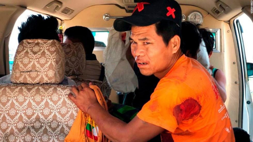Enfrentamiento entre ejército y rebeldes en Myanmar deja 19 muertos - Foto de Internet