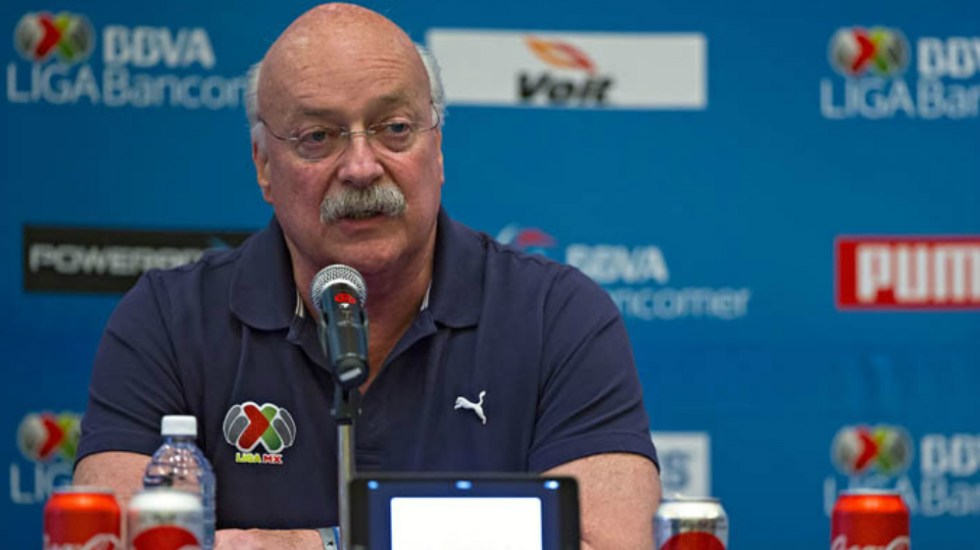 Bonilla seguirá al frente de la Liga MX por cuatro años más - Foto de Liga MX