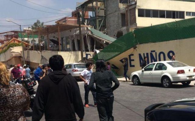 Aval de seguridad estructural del Rébsamen caducó por sismo - Foto de Animal Político