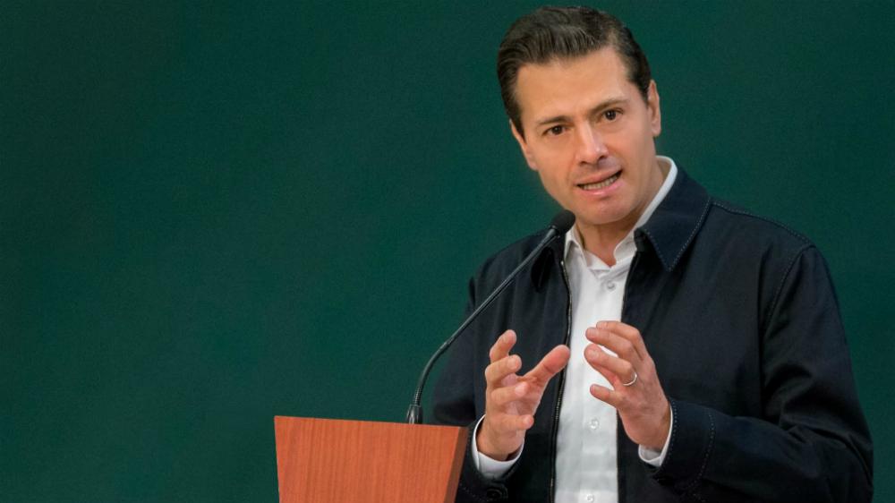 Pide EPN no autoflagelarse y dar justa dimensión a situación económica - Foto de Enrique Peña Nieto