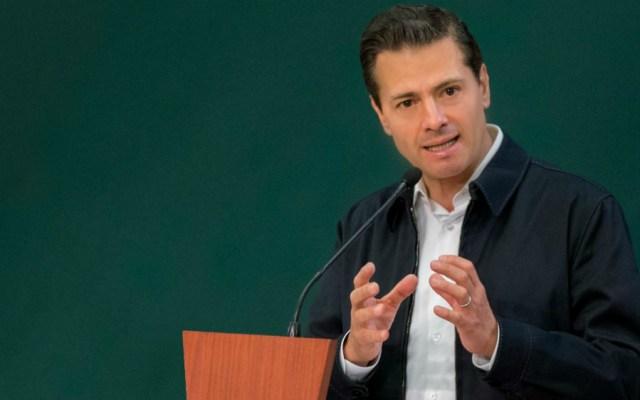 Coparmex pide a EPN pacificar México - Foto de Enrique Peña Nieto