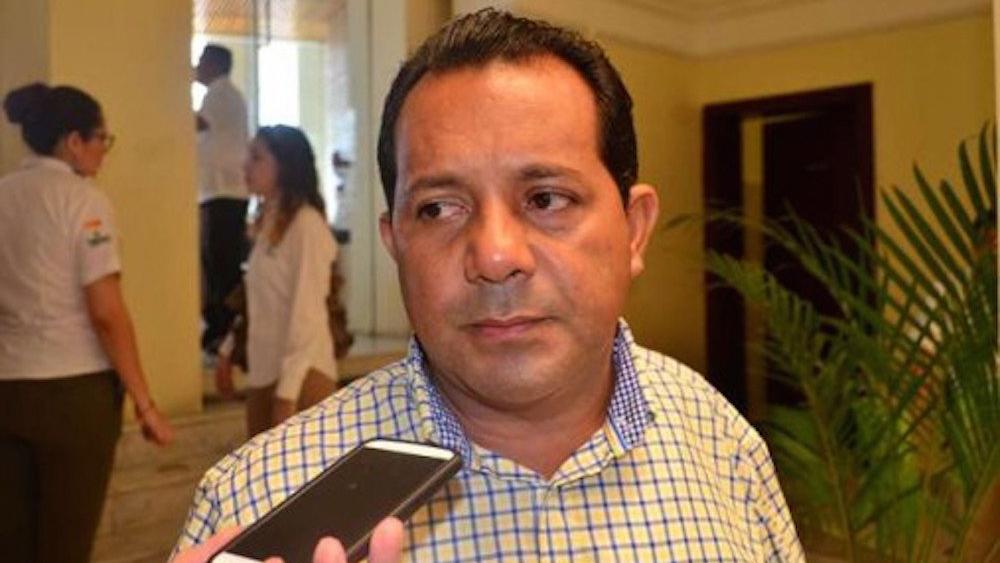 Intentan secuestrar a presidente municipal Nacajuca, Tabasco - Foto de @Chive_Arizmendi