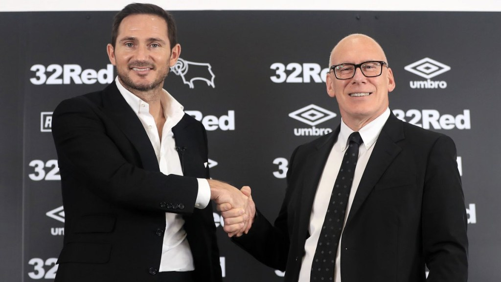 Nombran a Frank Lampard nuevo técnico del Derby County - Foto de @dcfcofficial