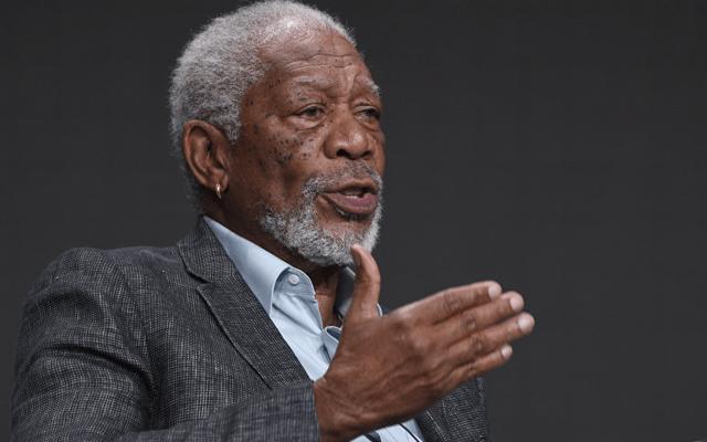 Morgan Freeman se disculpa tras acusaciones de acoso sexual