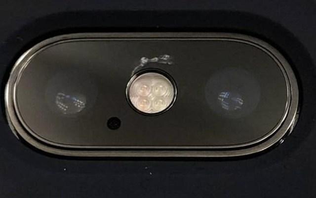Aparecen grietas en cámaras del iPhone X - Foto de Apple Support