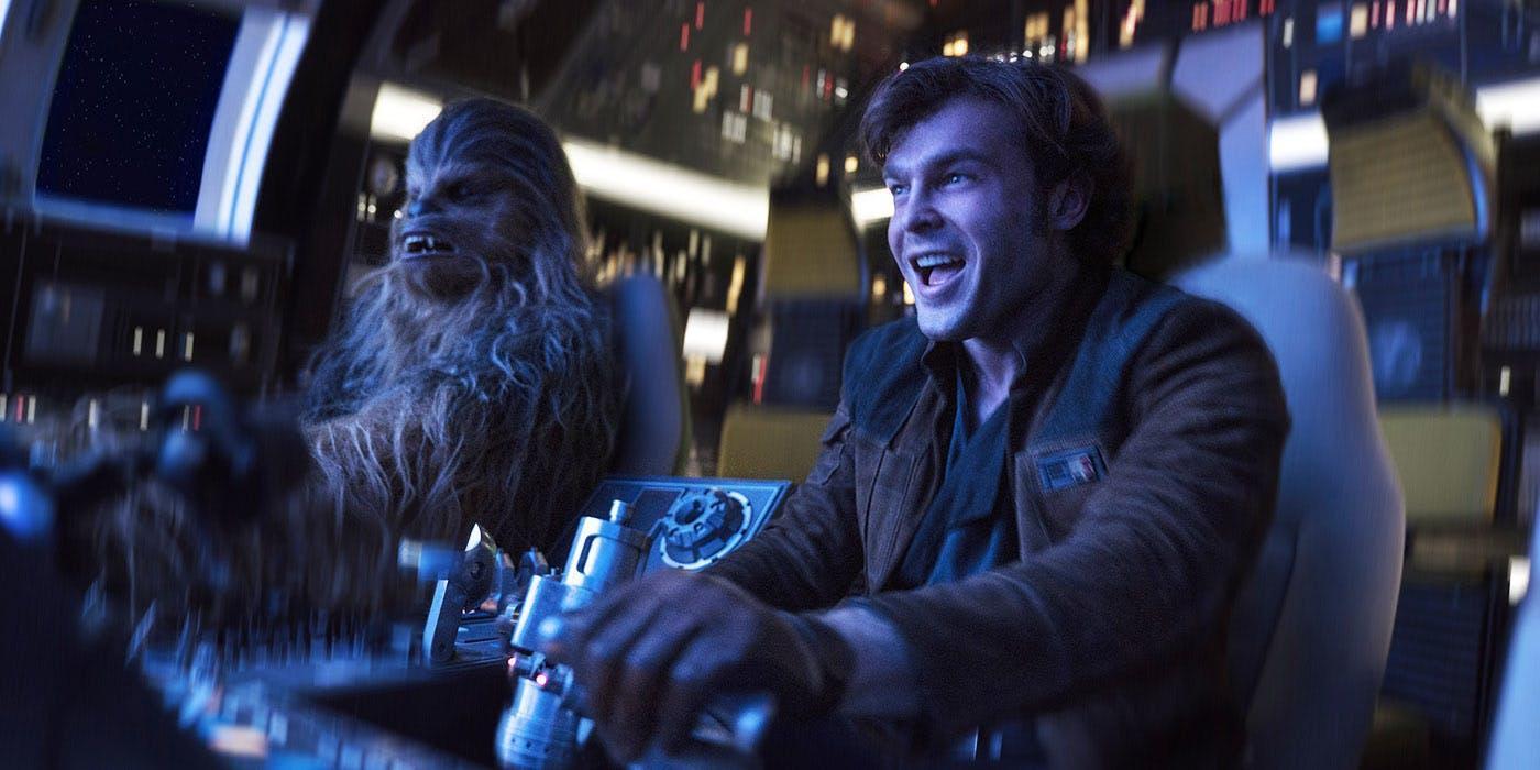 Fans de Star Wars esperan con anticipación película sobre joven Han Solo