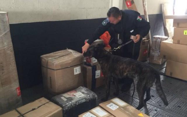 Federales descubren heroína oculta en pantuflas en Aeropuerto de Cancún - Foto de La Razón