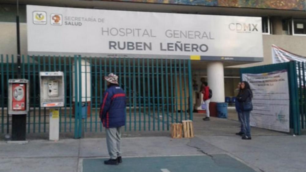 Detienen a joven cuando intentaba robar cajero en hospital de CDMX - Foto de Internet