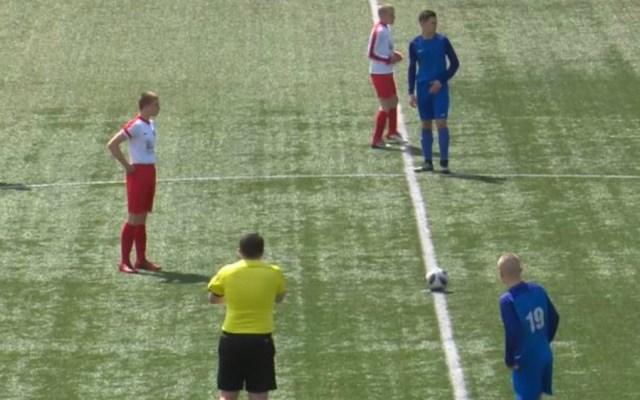 #Video ¿Es el gol más rápido en la historia del futbol? - Foto de Youtube
