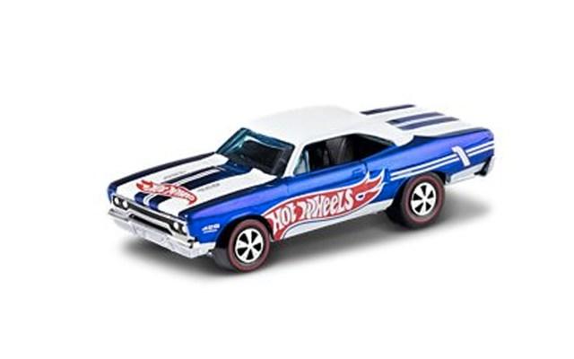 Cumplen 50 años los coches de juguete más famosos del mundo - Foto de internet