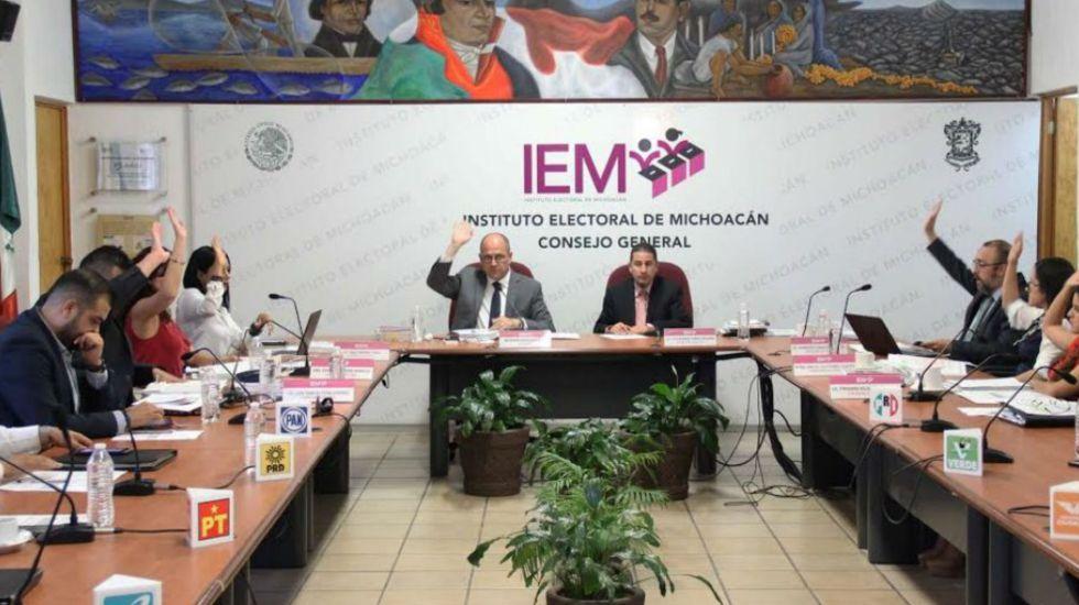 Han renunciado 120 candidatos en Michoacán - Foto de Quadratín