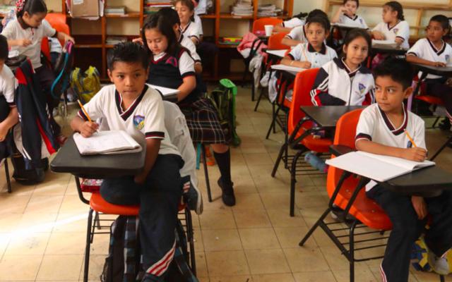 Pese a intento de paro de la CNTE inician clases en Oaxaca - Foto de Internet