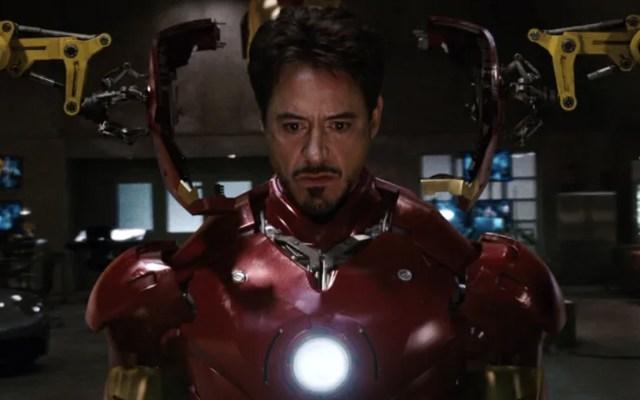Roban traje de Iron Man en Los Ángeles - Foto de Marvel