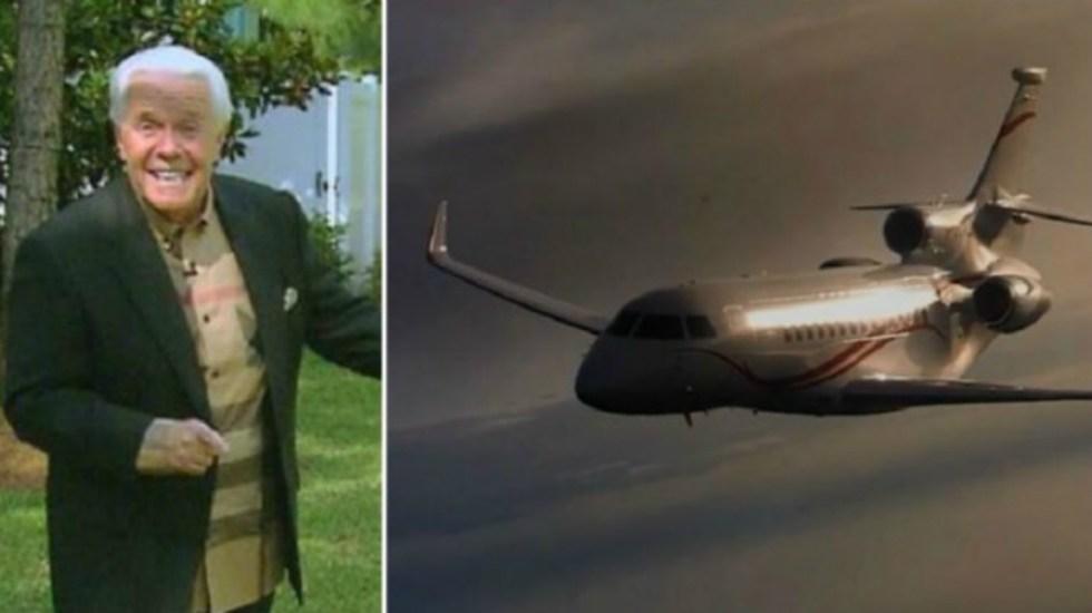 Predicador en EE.UU. pide a feligreses 54 mdd para comprar avión de lujo - Foto de El Comercio