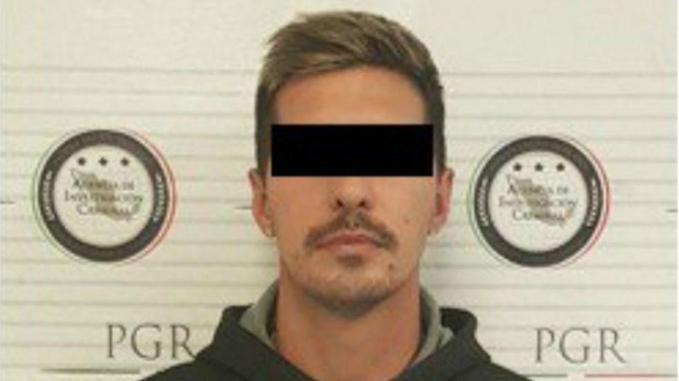 Procesan en Argentina al futbolista Jonathan Fabbro - Foto de PGR