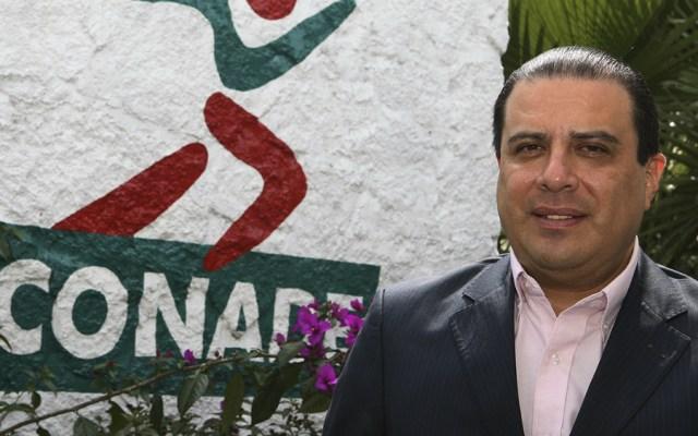 """Declaran """"persona non grata"""" a presidente de la Federación Mexicana de Esgrima - Foto de Conade"""