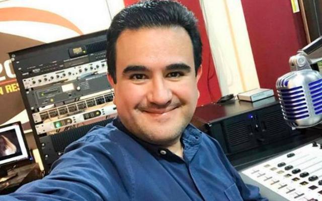 Comando armado asesina a periodista en Tabasco - Juan Carlos Huerta. Foto de Internet