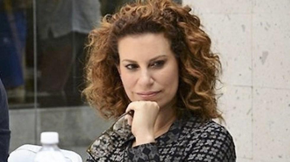 Niegan a Karime Macías amparo contra aprehensión y extradición - karime macías