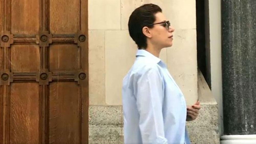 Juez suspende temporalmente extradición de Karime Macías - Karime Macías