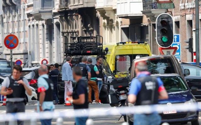 #Video Tiroteo en Lieja deja tres muertos - Foto de Reuters