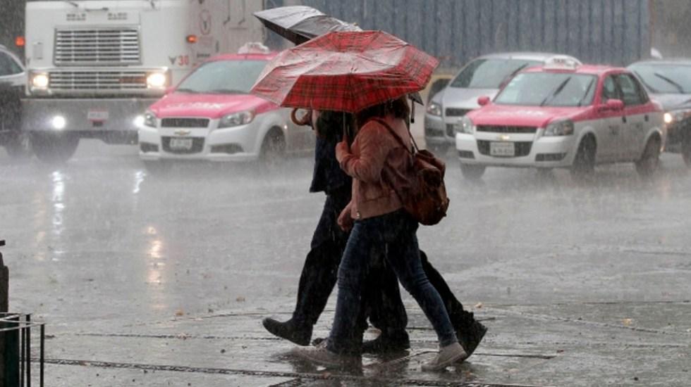 Continuarán las lluvias en todo el país - Foto de Notimex