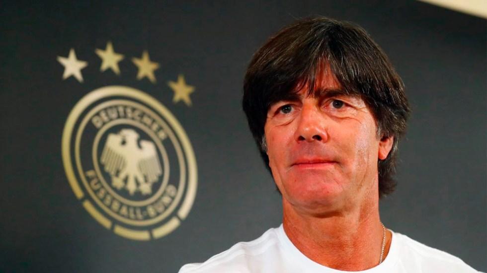 Alemania anuncia lista preliminar para la Copa del Mundo - Foto de @DFB_Team_EN