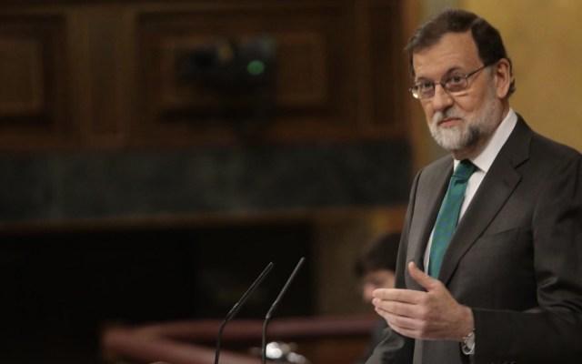 Rajoy pierde el gobierno de España - Foto de @marianorajoy