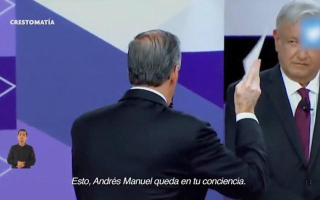 """INE ordena al PRI bajar spot donde Meade llama """"secuestradora"""" a Nestora Salgado - Foto de El Universal"""