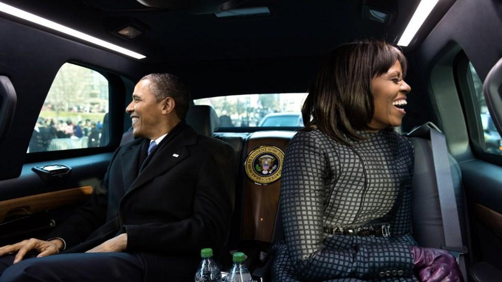 Michelle Obama comparte foto de su boda con Barack Obama - Foto de Pete Souza