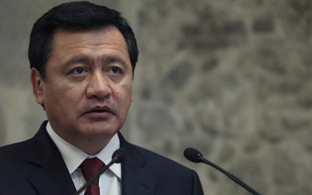 Osorio Chong reconoce deseo de ser presidente - Foto de Archivo