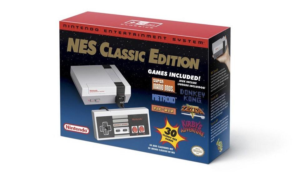 Mini NES Classic Edition regresará a las tiendas en junio - Foto de Nintendo