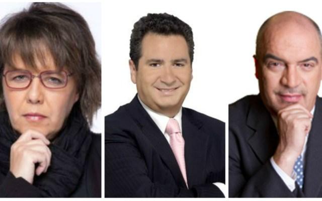 Warkentin, Curzio y Puig moderarán tercer debate presidencial: INE - Fotos de Internet