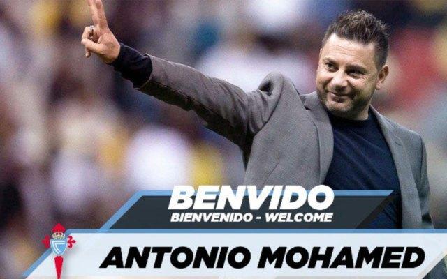 Antonio Mohamed dirigirá al Celta de Vigo