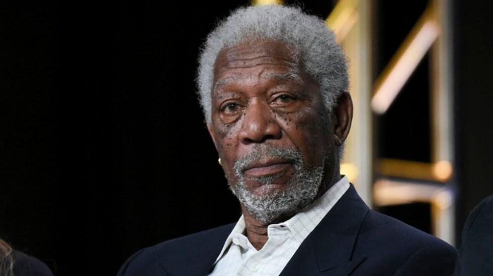 Un cumplido no es una agresión sexual: Freeman - Foto de AP