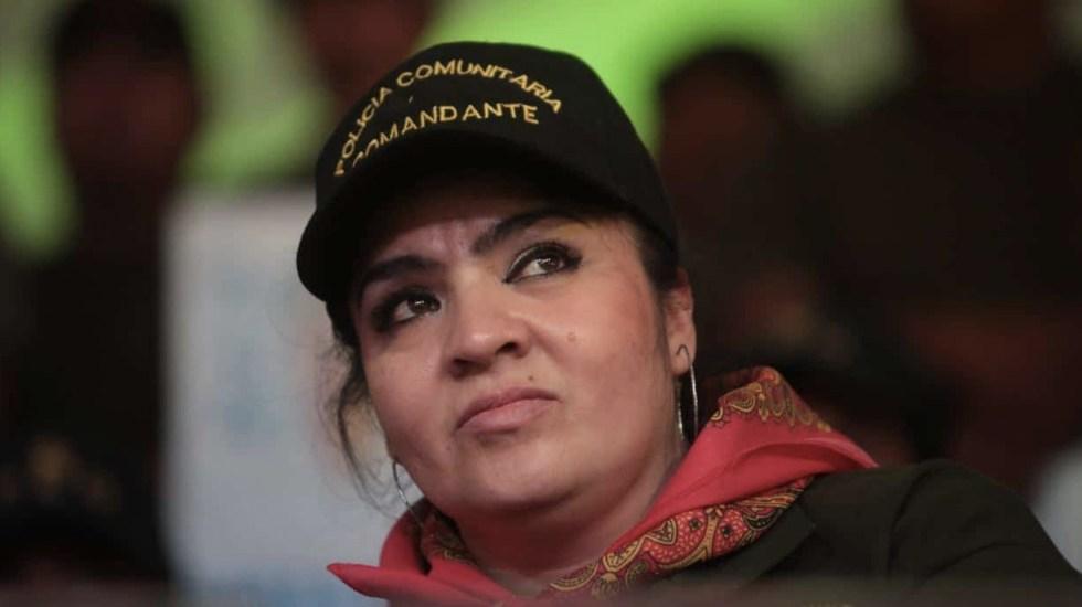 TEPJF multa al PRI por spot sobre Nestora Salgado - Foto de internet