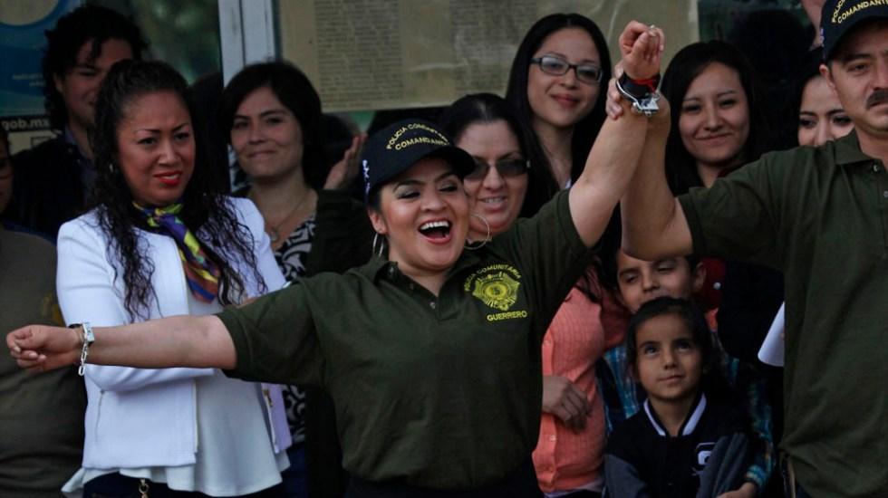 Reabren procesos judiciales contra Nestora Salgado - Foto de Internet