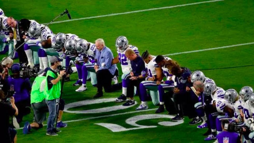 La NFL se