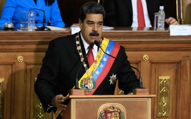 Detienen a militar acusado de atentar con drones contra Maduro - Foto de Banco del Tesoro
