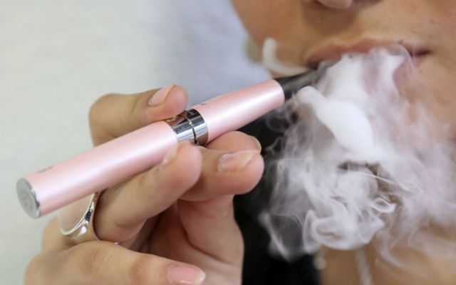 Advierten en EE. UU. sobre paquetes de nicotina líquida - Foto de Internet