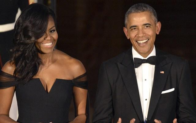 Barack y Michelle Obama producirán contenido de Netflix - Foto de Getty