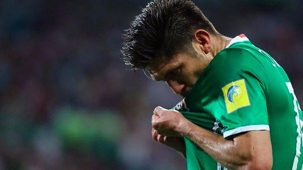Oribe Peralta se retirará de la Selección después de Rusia 2018