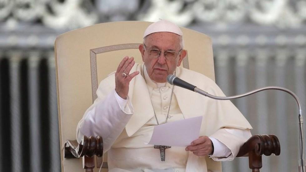 La respuesta a los desafíos migratorios es la solidaridad: papa Francisco - Foto de AP