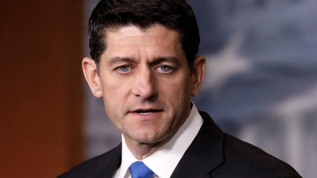 Paul Ryan abre posibilidad de votar el nuevo TLC en el 2018 - Foto de Internet