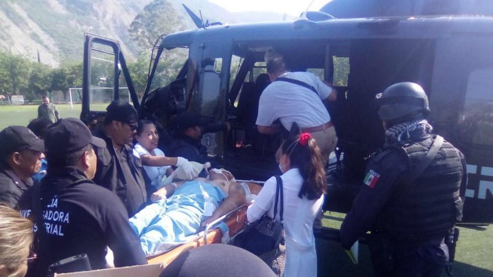 Capturan en Guerrero a presunto homicida de supervisor del INE - Foto de Grupo de Coordinación Guerrero